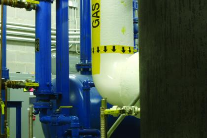 Landfill gas-to-energy