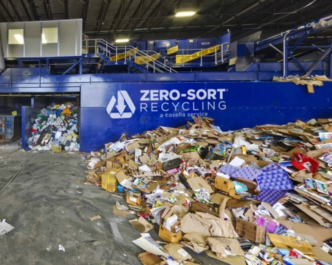 Zero Sort recycling