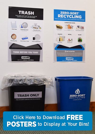 Zero-Sort Recycling | Casella